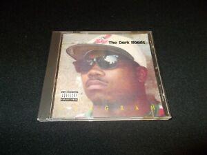 CD: Seagram The Dark Roads  - 1992 Rap-A-Lot Records/P2 57192
