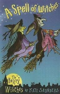 Spell-Of-Witches-el-Campanario-Witches-Libro-en-Rustica-Kate-Saunders
