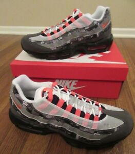 wholesale dealer 06b82 662b1 Image is loading Nike-Air-Max-95-Print-Size-11-5-