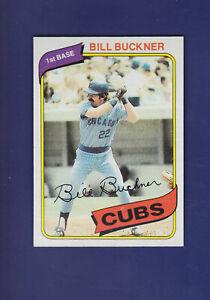 Bill-Buckner-1980-TOPPS-Baseball-135-MINT-Chicago-Cubs