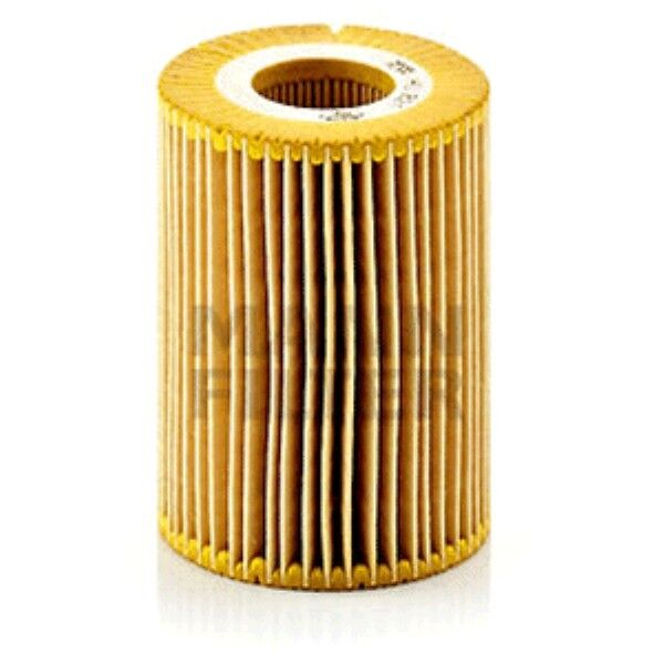 Mann HU821x Oil Filter Element Metal Free 95mm Height 72mm Outer Diameter