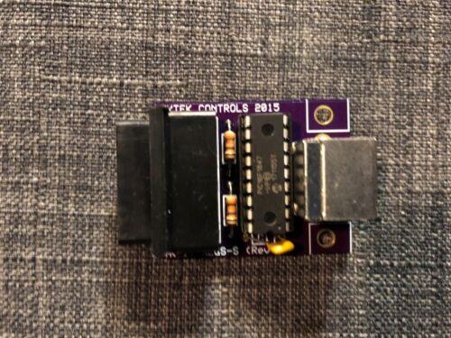 TK-II Atari XEGS PS//2 Keyboard Interface