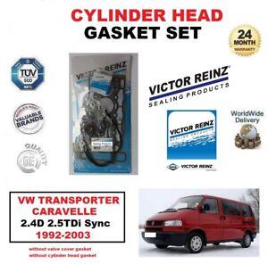 VICTOR-REINZ-Juego-de-junta-para-VW-Transporter-Caravelle-2-4d-2-5tdi