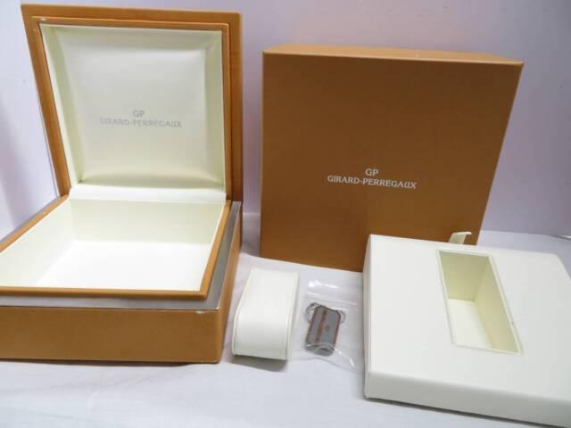 GIRARD PERREGAUX watch case genuine box #10