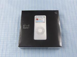 Original-Apple-iPod-Nano-1-Generation-4GB-Weiss-Neu-amp-OVP-Verschweisst-RAR