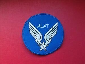 N-10-militaire-armee-ecusson-patch-Aviation-Legere-de-l-039-Armee-de-Terre-ALAT