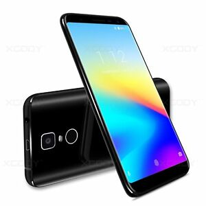 XGODY Android 7.0 Teléfonos Dual Sim LTE 4G 13MP Smartphone 16GB Móviles Libres