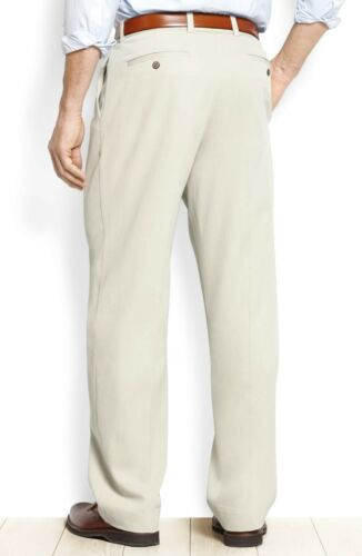 Thomas T17153 Abbey Stone Flat Front Silk /& Cotton Pants Nwt Tommy Bahama St