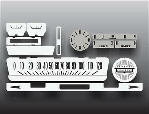 1959-Cadillac-Series-62-Dash-Instrument-Cluster-White-Face-Gauges