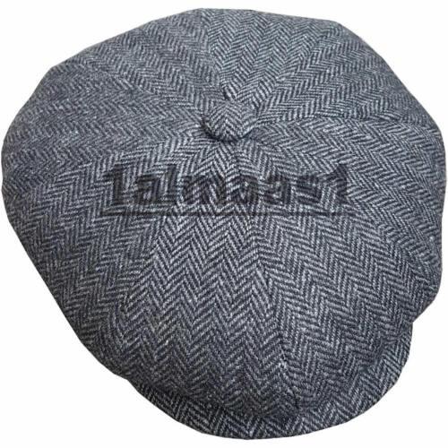 Peaky Blinders Wool Blend Bakerboy Tweed Newsboy Hat Country Gatsby Flat Cap