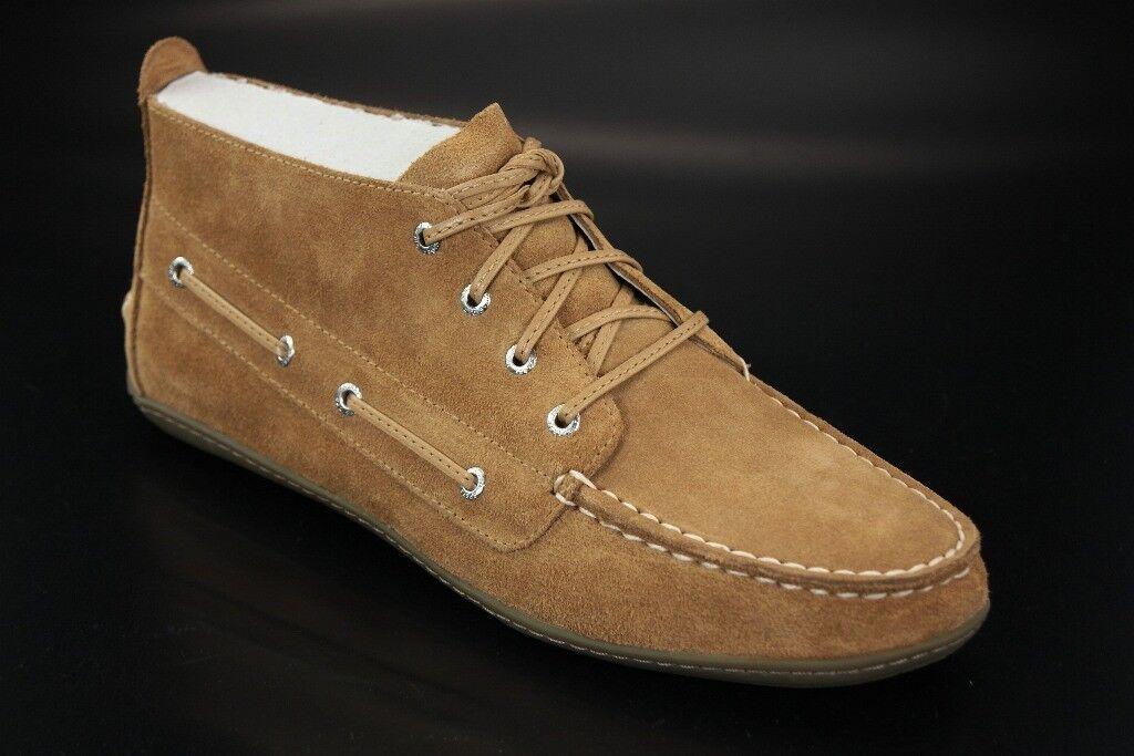 Sperry chaussures Bateau Bellport Bateau chaussures Femme chaussures à Lacets Cheville Haute 9349366