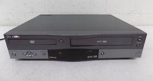 go video dvr4000 combination hi fi stereo vhs vcr dvd player great rh ebay com
