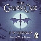 The Golden Cage von James Oswald (2015, Taschenbuch)