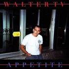 Appetite * by Walter TV (CD, Dec-2014, Sinderlyn)