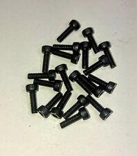 100 Inbus Zylinderkopfschrauben DIN 912 8.8 schwarz M4x60