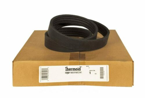 Thermoid 3VX630//04 Banded Belt  3//8 x 63in OC  4 Band 4//3VX630