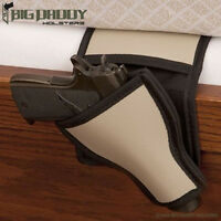 Llama Mini-max Subcompact Bed & Couch Gun Holster (100% Made In U.s.a.)
