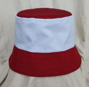 New Aston villa football style bucket hat.1990 s football casuals ... ffdd56d1b72
