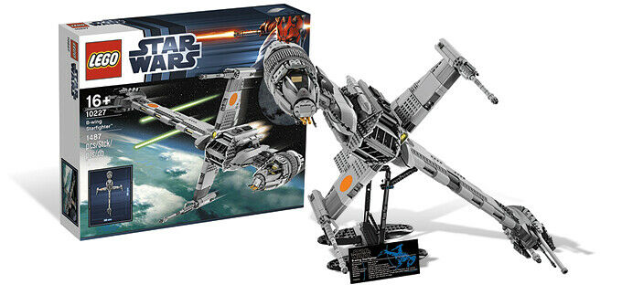 LEGO Star Wars 10227 - B-Wing Starfighter - NEU & OVP  & TOP  trouvez votre favori ici