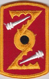 72nd-field-artillery-brigade-Ecusson-Insigne-tissus