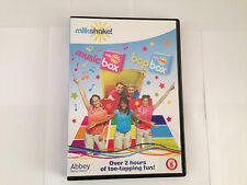 Milkshake Music Box - Bop Box  kids dvd