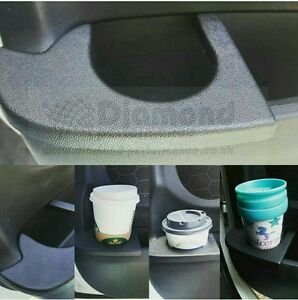 CITROEN-DS3-Cup-Drinks-Holder-Left-Hand-side-Black-Textured-LHD-vehicle-09-16