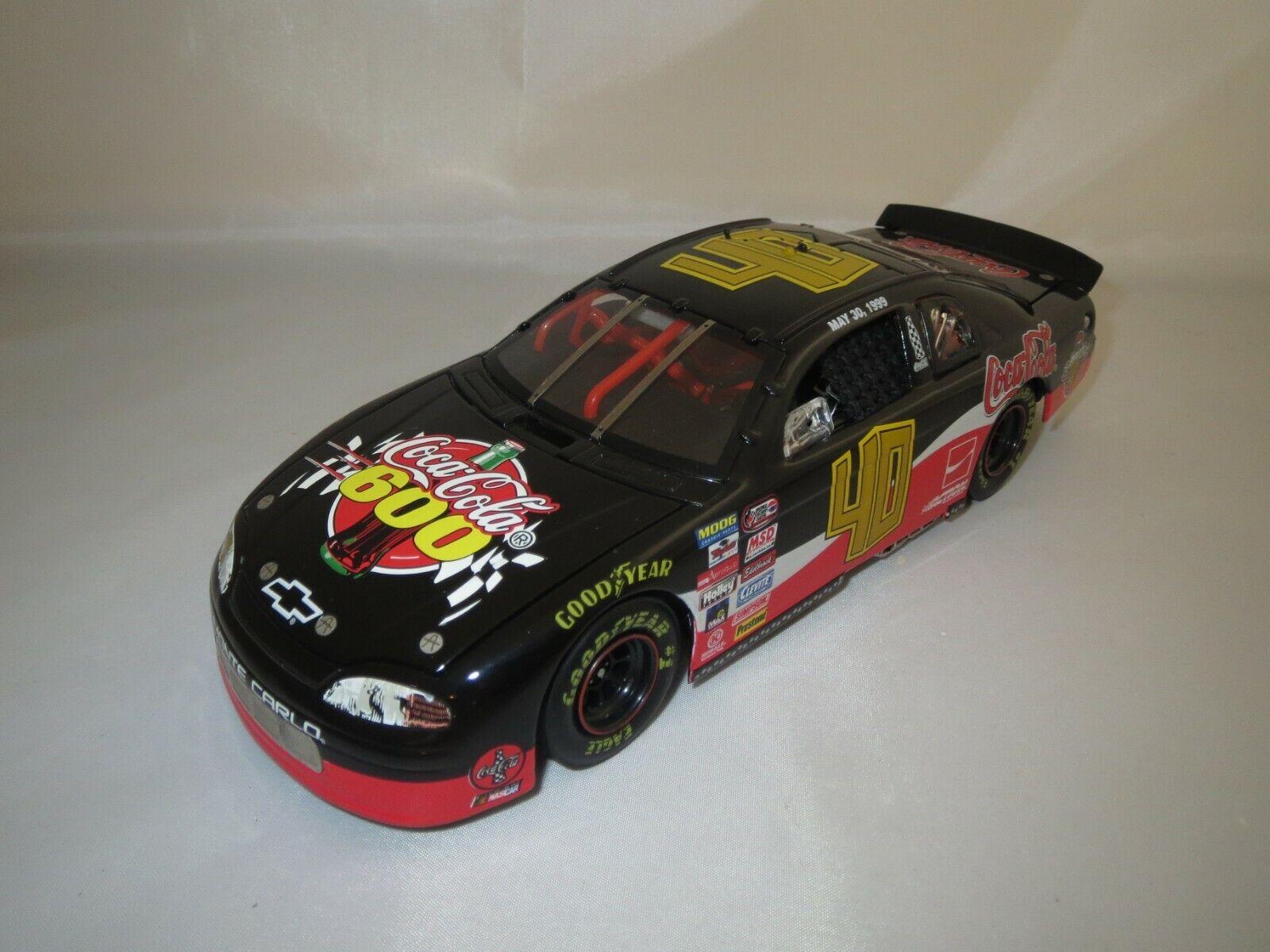 Action performance NASCAR monte carlo  1999  (coca cola)  24 sin VP.