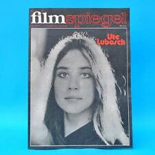 DDR Filmspiegel 26/1975 Ute Lubosch Jana Brejchova Vlastimil Brodsky Gisela May