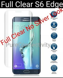 FULL-CURVED-3D-TEMPERED-GLASS-SCREEN-FOR-SAMSUNG-GALAXY-S6-EDGE-CLEAR-AS-SHOWN