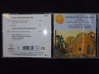 CD CHAUSSON / SYMPHONIE EN SI BEMOL / POËME / OISTRAKH / MUNCH / RARE /