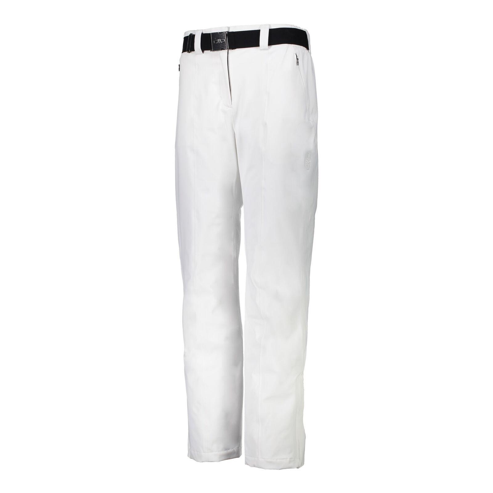 CMP CMP CMP Skihose Snowboardhose WOMAN PANT weiß winddicht wasserdicht    Sehr gute Farbe  2310da