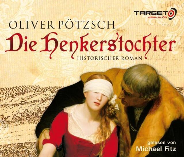 Die Henkerstochter   6 CDs   2014   Oliver Pötzsch   Gebraucht   [CHA02g]