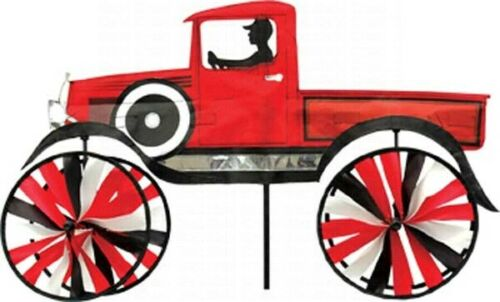 PD25651 WIND GARDEN WIND SPINNER OLD TIME TRUCK