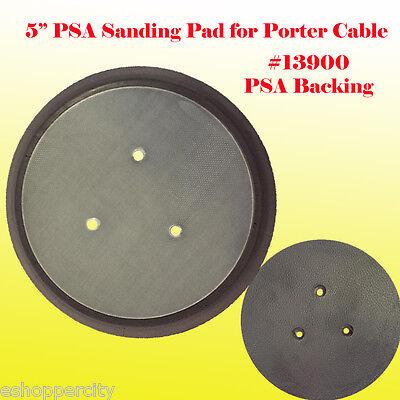 "5/"" PSA Sander Pad No Holes For Porter Cable 13904 13909 333 334 332 13900"