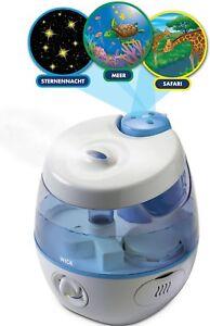 Wick SweetDreams Ultraschall Luftbefeuchter für Kinderzimmer mit ...