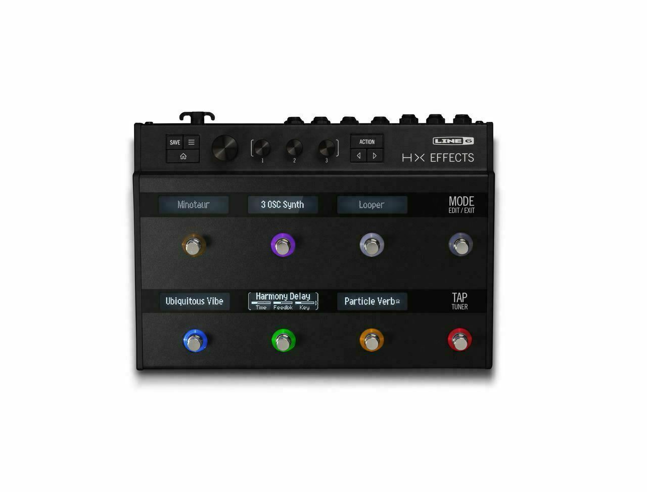 NEW Line 6 HX Effects Helix Guitar Multi-Effects Floor Processor Fast Free Shipp