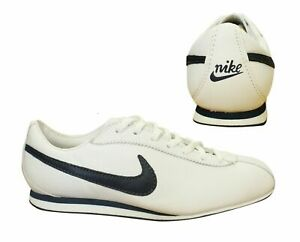 Nike P.A. Golf White Navy Lace Up Retro