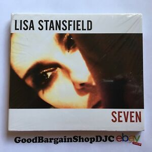 Lisa-Stansfield-Seven-CD-2014-New-amp-Sealed