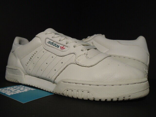 ADIDAS YEEZY POWERPHASE KANYE WEST CALABASAS CREAM CORE bianca BOOST CQ1693 9.5
