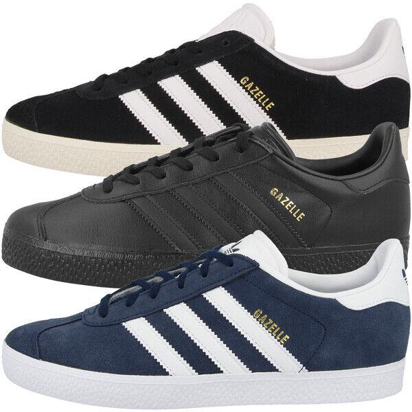 Adidas Gazelle J Schuhe Retro Freizeit Sport Turnschuhe Sneaker