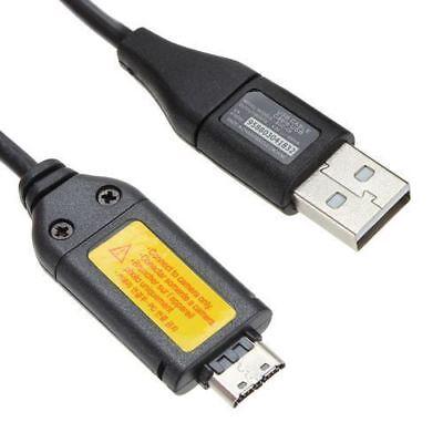 USB Data Sync Battery Charger Cable for Samsung PL10 PL100 PL120 PL150 PL170