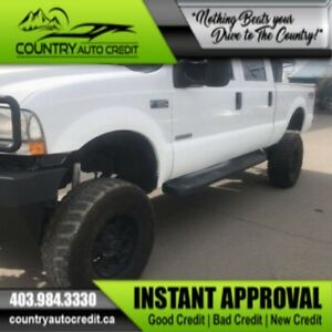 2004 Ford Super Duty F-350 SRW XLT | Inhouse Fin Available