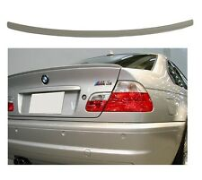 SPOILER / LAME DE COFFRE ABS LOOK CSL BMW SERIE 3 E46 COUPE DE 1999 A 2006