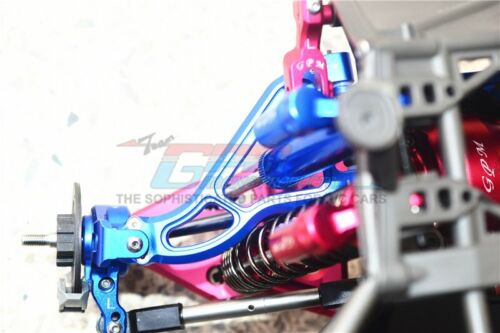 Details about  /GPM Alum Front Upper /& Lower Arms+Knuckle Arms Black Unlimited Desert Racer