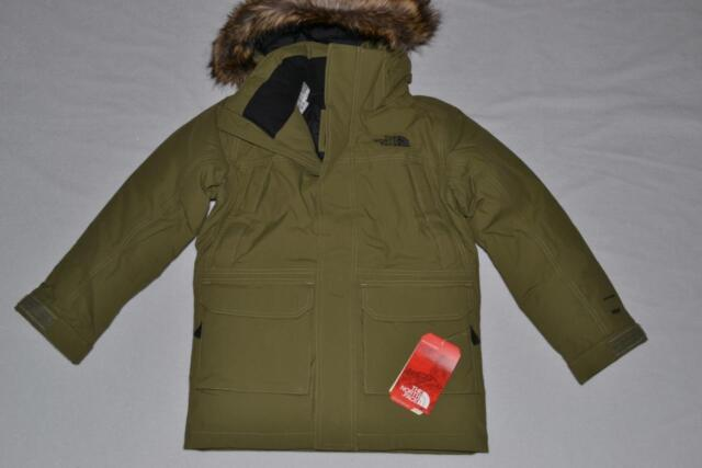 97cd037af The North Face Boys McMurdo Down Parka Olive Green Size XXS 2xs 5