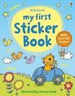 My First Sticker Book by Usborne Publishing Ltd (Paperback, 2009)