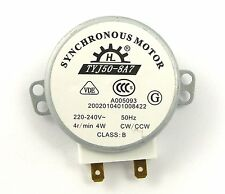 TYJ50-8A7 MICROWAVE TURNTABLE MOTOR FOR MW430M MW536E CJ66SS & MORE TYJ508A7