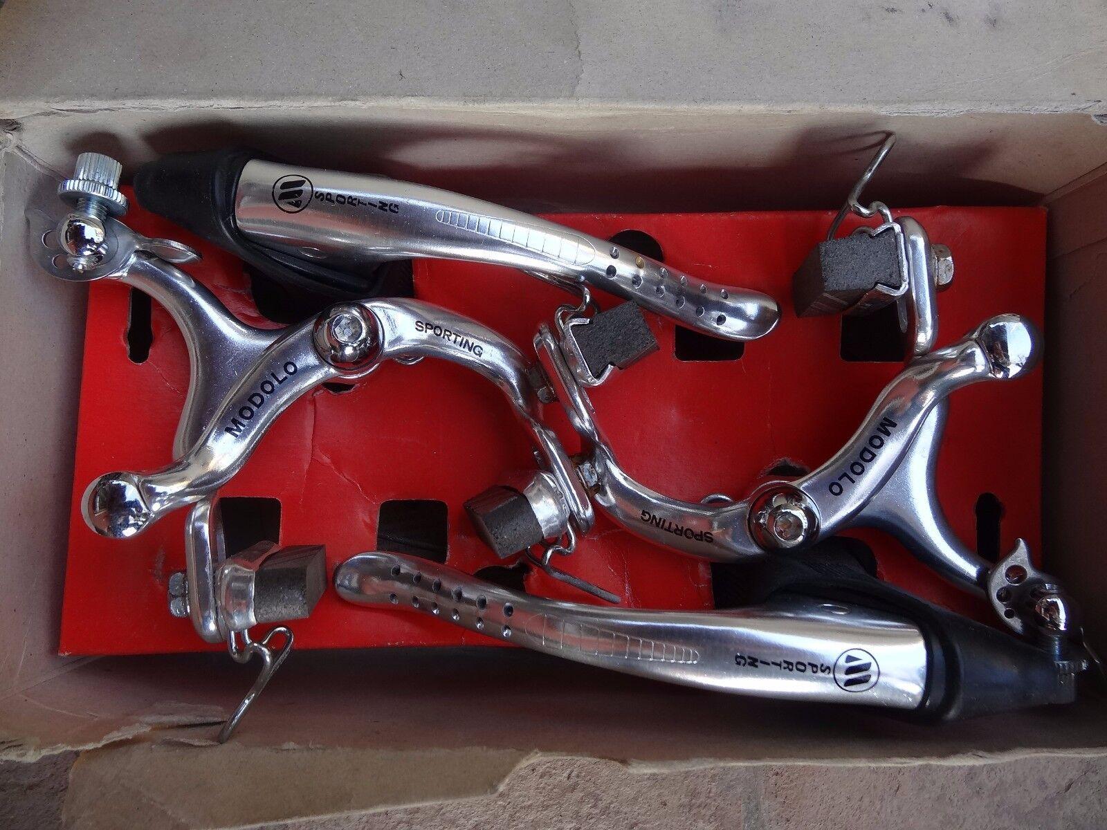 NIB  Modolo Sporting brakes&lever brakes new in original box L'Eroica