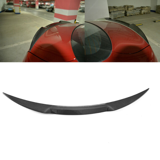 Carbon Fiber Rear Trunk Lid Spoiler For ALFA ROMEO Giulia