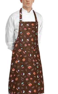 Men's Clothing Clothing, Shoes & Accessories Cheap Price Chest Apron 70x90 Egochef Colour Sweet For Pastry Chef Waiter Dolceria Be Shrewd In Money Matters